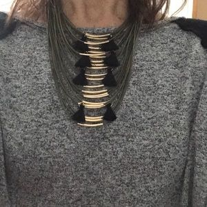 NWT Evereve layered necklace